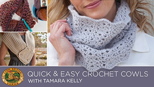 Crochet Afghan Patterns Free (Quick & Easy Crochet Cowls)