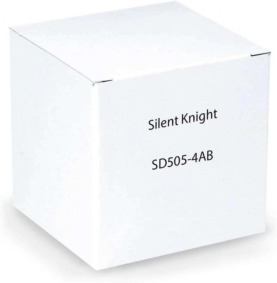 4 inch SILENT KNIGHT SD505-4AB Addressable base