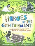 This inspiring book presents the true stories of 12 people from across North America who have done great things for the environment. Heroes include a teenage girl who figured out how to remove an industrial pollutant from the Ohio River, a Mexican su...