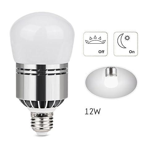 12 W LED Sensor de movimiento por infrarrojos + Control de la luz de inducción luz