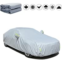 Special Car Cover for Mercedes-Benz CLK 2door 2003-2009, PEVA Waterproof Auto Exterior Covers Sun and UV Protection…