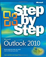 Microsoft Outlook 2010 Step by Step Front Cover