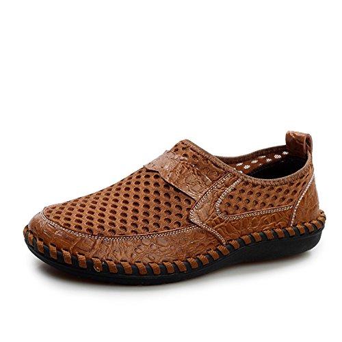 Zapatos de verano ventilación pedal hombre/Zapatos de ocio de deportes de Doug B