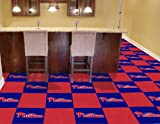 MLB - Philadelphia Phillies Carpet Tiles