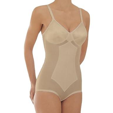 2bc331b24e Rago Shapewear Body Briefer   Body Shaper Style 72545 at Amazon ...