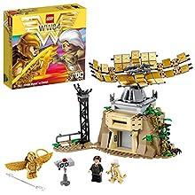 LEGO- Wonder Woman vs Cheetah DC Comics W Juego de construcción, Multicolor (76157)