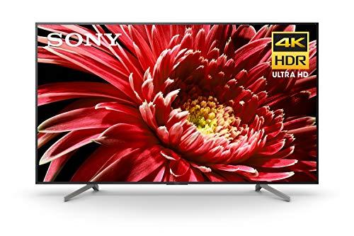 Sony XBR-X850G 85-Inch 4K Ultra HD LED TV (2019 Model) - XBR85X850G