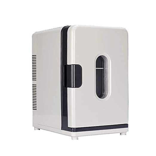 Mini refrigerador Nevera silenciosa 18L y Calentador 12V / 220V ...