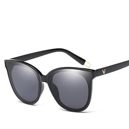 Amazon.com: XXLMNJHG - Gafas de sol de verano con marco ...