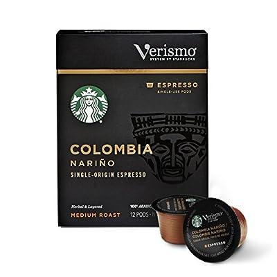 tarbucks Verismo Guatemala Antigua Single-Origin Espresso Single Serve Verismo Pods