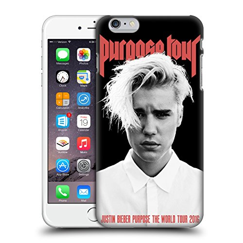 Official Justin Bieber Purpose Poster Tour Merchandise Hard Back Case for Apple...