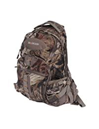 Mossy Oak Camouflage Long Strapped Waterproof BackPack with Rain Cover