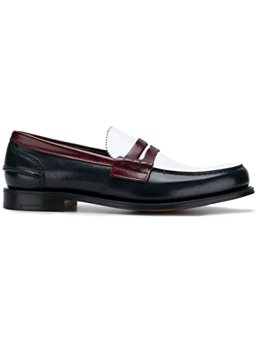 CHURCH'S HOMME ARONSOFTCALFBURNT MARRON CUIR MOCASSINS sjDCFUAk3