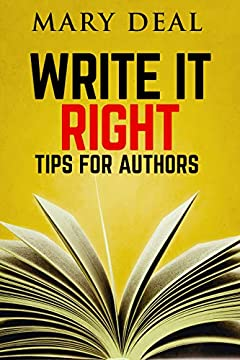 Write It Right: Tips For Authors