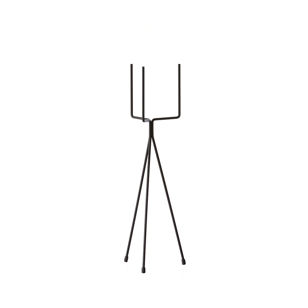 Ferm Living Plant Stand Black - Small FE4117