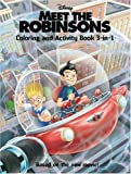 Meet the Robinsons, Cynthia Hands, 0061124672