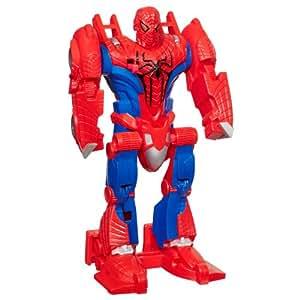 Amazing SpiderMan Movie Flip and Attack Spider Racer