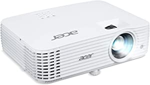 Acer H6531BD Full HD 1080P 3500 Lumens Home Theater Projector, Perfect for Movie, Sports and Gaming, White