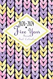 2020-2024 Five Year Planner And Calendar: 5 Year
