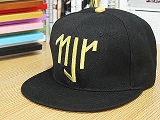 Llxln Berretto Da Baseball Ricamato Hip-Hop Hat Outdoor Hip-Hop