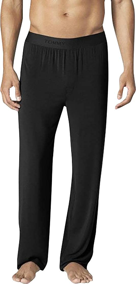 Tommy John Men's Second Skin Pajama Pants - Comfortable Soft Sleep & Lounge Bottoms for Men