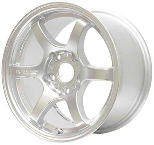 Gram Lights 57DR Sunlight Silver Wheel  (15x8/4x100, +35 (Gram Lights)