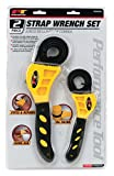 Performance Tool  W54059 2-Piece Strap Wrench Set