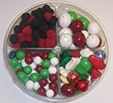 Scott's Cakes 4-Pack Deluxe Christmas Mix, Dutch Mints, Christmas Malt Balls, & Rasp. & Blackberries