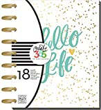me & my BIG ideas Create 365 The Happy Planner, Hello Life, Jul 2016 - Dec 2017