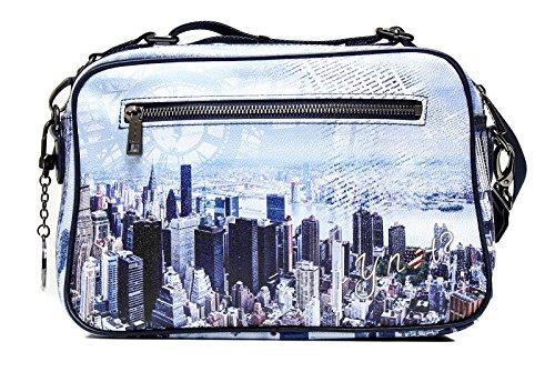 Y PAS? Les sacs ART. H-331 BLEU MANHATTAN