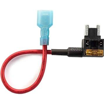 performancepackage Direct Wire Detector de radar fusebox Añadir un circuito Kit - Micro Blade: Amazon.es: Electrónica