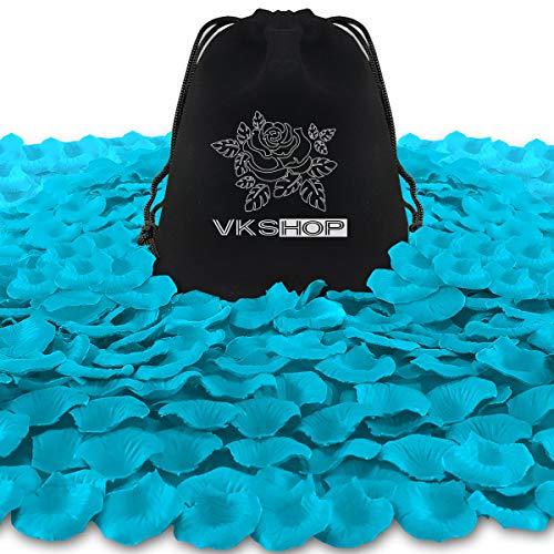 PETALOS DE ROSA ARTIFICIALES 4500u/ blue