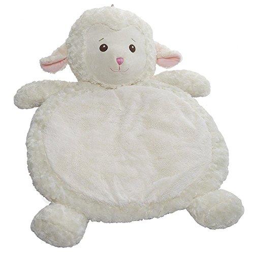 Kellytoy Baby Mat Cute Lamb Rug - Lamb Baby Mat
