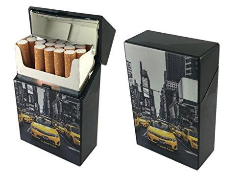 Bonus 1 Cadeau 20 À Offre Paquet Couleur De Lagiwa Avec 2 Mat York Choix Au Etui noir New Cigarettes n7OOxPqW
