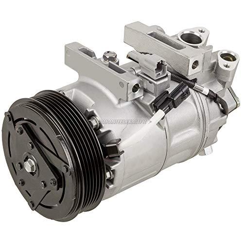 AC Compressor & A/C Clutch For Nissan Altima 2.5SL 2.5SV 2013 2014 2015 - BuyAutoParts 60-03300NA NEW