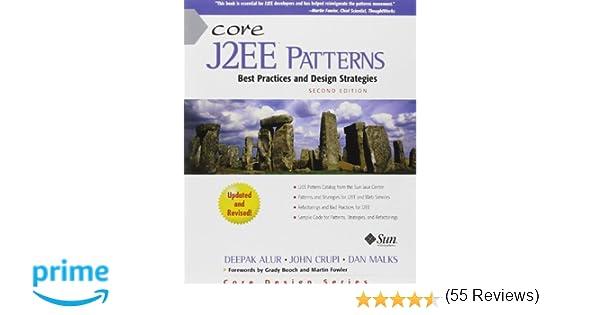 Core j2ee patterns paperback best practices and design core j2ee patterns paperback best practices and design strategies 2nd edition prentice hall core deepak alur dan malks john crupi 9780133807462 fandeluxe Choice Image