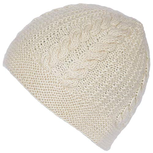- Alparino Ladies Cable Knit Alpaca Wool Hat - 100% Handmade Alpaca Superfine Wool