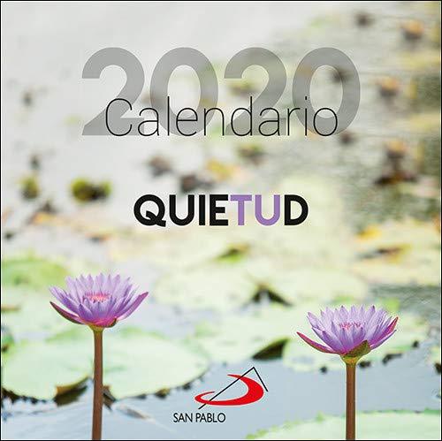 Calendario imn Quietud 2020