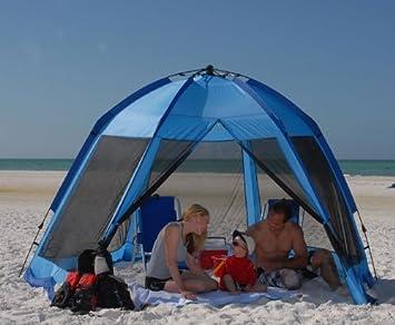 Summer Beach Cabana / Tent - Quick Setup and Floorless & Amazon.com : Summer Beach Cabana / Tent - Quick Setup and ...