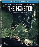 The Monster [Bluray + Digital HD] [Blu-ray]