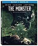 The Monster [Bluray + Digital HD] [Blu-ray]