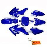 XLJOY Fairing Plastic Fender Kit For SDG SSR Piranha HONDA / Chinese CRF50 XR50 50cc 70cc 90cc 110cc 125cc 140cc 150cc 160cc Dirt Pit Bike