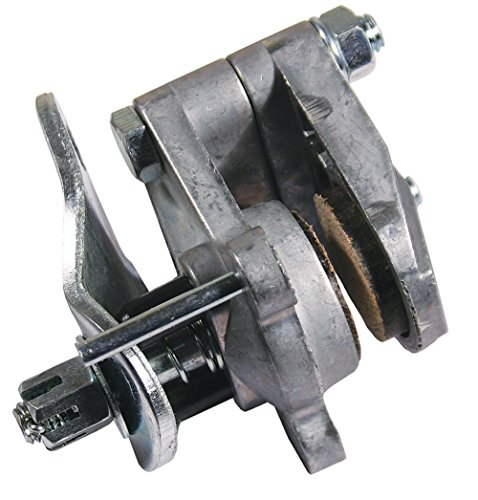 Stens 260-109 Metal Disc Brake Assembly, Pads Included, Used on Riding Mowers, Mini Bikes and Go-Karts, Replaces Manco: 3759