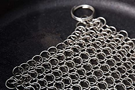 Ringreiniger PETROMAX Pour Dutch Oven en fonte en acier inoxydable