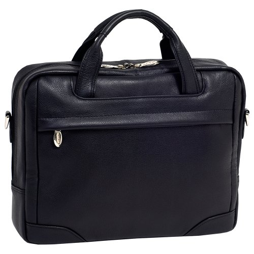 McKlein, S Series, MONTCLARE, Pebble Grain Calfskin Leather, 13