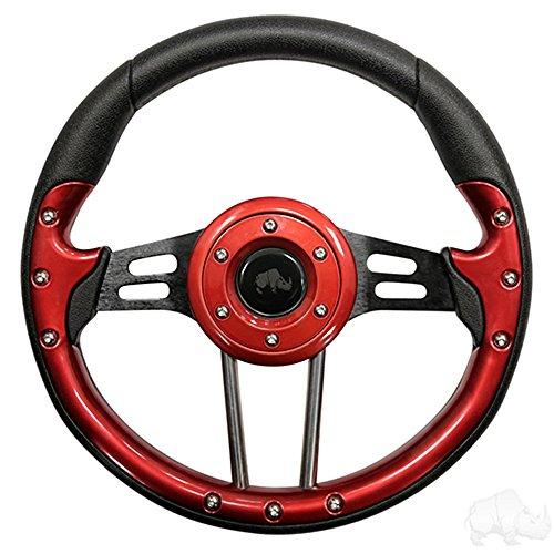 Aviator 4 Golf Cart Steering Wheel - Aviator Custom