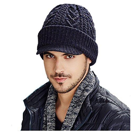 Jacquard Knit Caps - 9