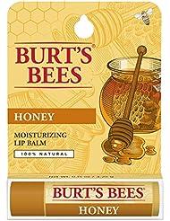 Burt's Bees 100% Natural Moisturizing Lip Balm, Honey...