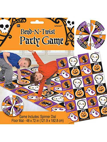 amscan Bend and Twist | Halloween Party Game -
