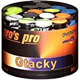 Overgrip Gtacky Pro's Pro 60 pack Colorido